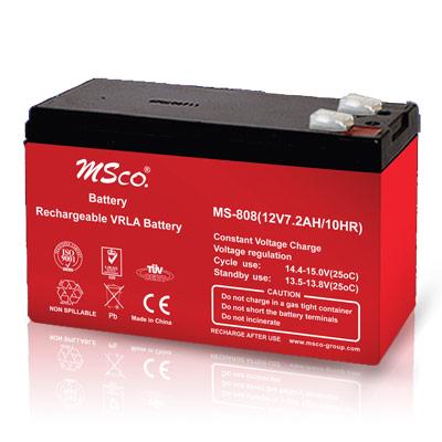 باتری 12 ولت 7.2 آمپر ام اس کو