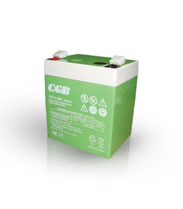 باتری خشک 12 ولت 4/5 آمپر CGB