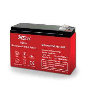 باتری خشک 12 ولت 9 آمپر