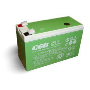 باتری خشک 12 ولت 7 آمپر CGB
