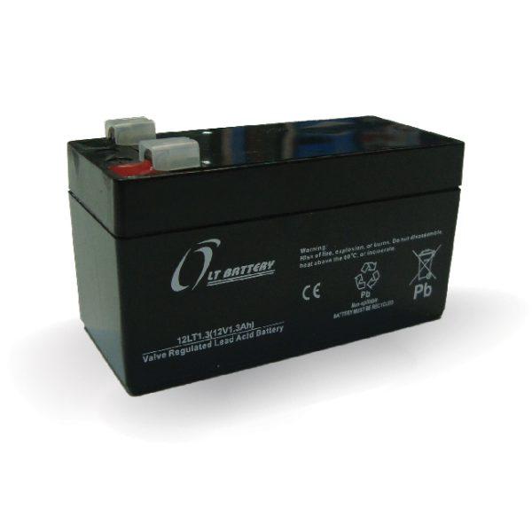 باتری خشک 12 ولت 1/3 آمپر LT