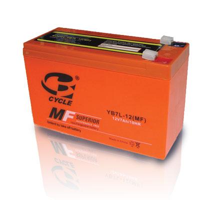 باتری 12 ولت 7 آمپر Cycle