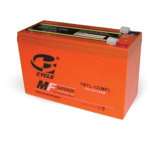 باتری خشک 12 ولت 7 آمپر Cycle