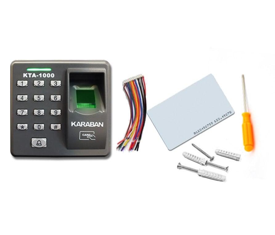 دستگاه کنترل تردد KTA-1000