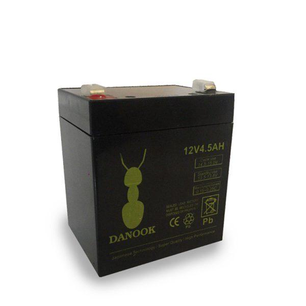 باتری دانوک 12 ولت 4.5
