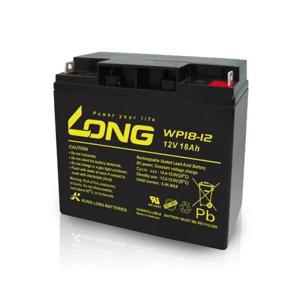 باتری 12 ولت 12 آمپر لانگ