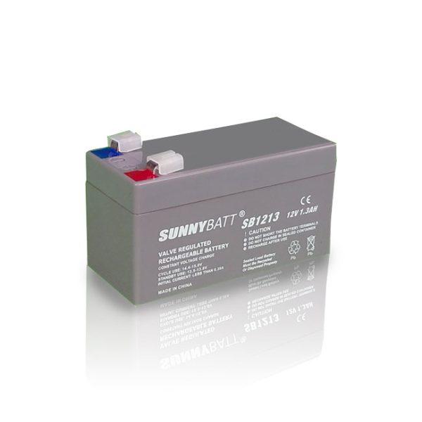 باتری 12ولت 1.3 آمپر سانی بت